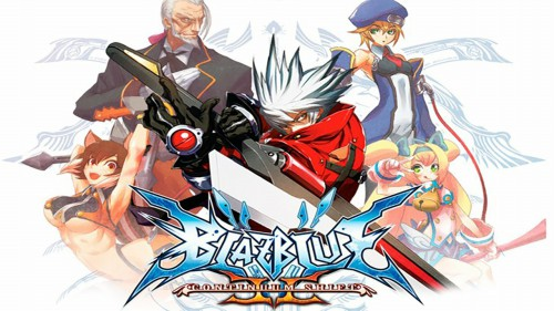 BlazBlue Continuum Shift II PSP PPSSPP
